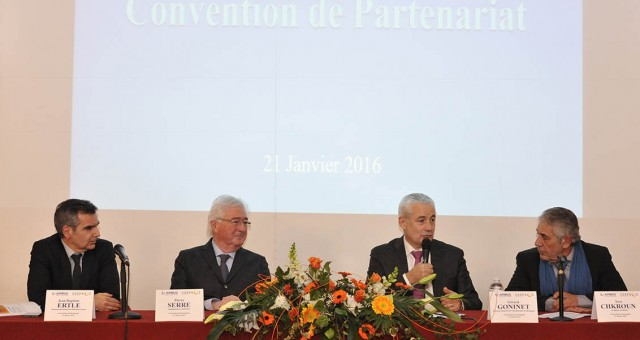 Airbus Helicopters - COOPSOC / Convention de partenariat (janvier 2016)